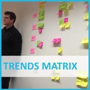 Trends Matrix Logo