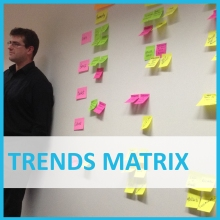 Trends Matrix Logo
